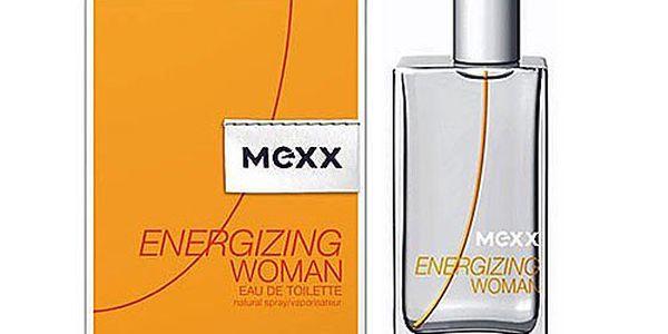Mexx Energizing Woman toaletní voda 50ml