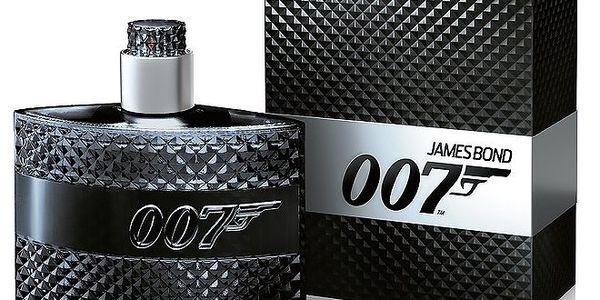 James Bond 007 toaletní voda 125ml