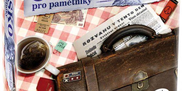 Albi Česko pro pamětníky - dárek pro babičku a děděčka