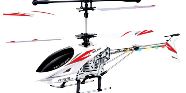 Fleg tříkanálová helikoptéra Devil GYRO na dálkové ovládání