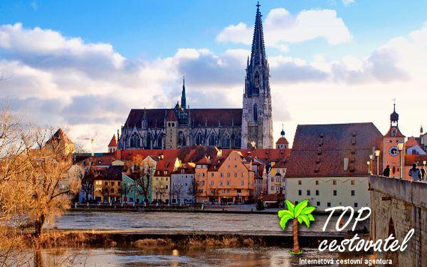 Adventní zájezd do německého Regensburgu