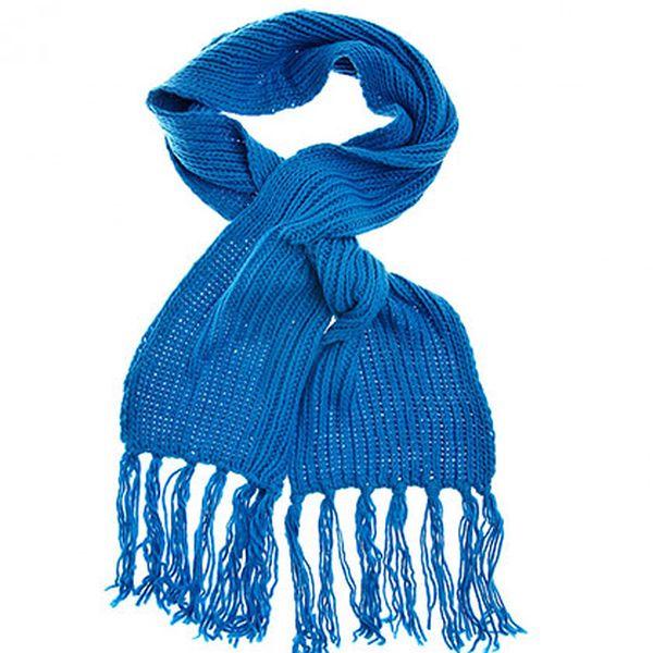 Modrá šála Loap Ricotta