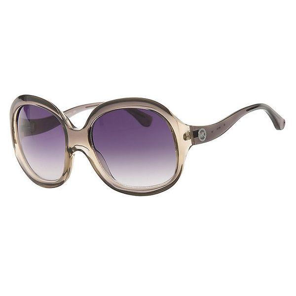 Dámské šedé transparentní sluneční brýle Michael Kors