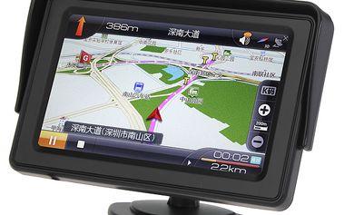 4,3 LCD monitor do auta a poštovné ZDARMA! - 6706058