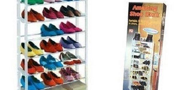 Skládací botník - Amazing Shoe Rack, lepší cenu na českém trhu opravdu nenajdete !