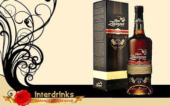 Luxusní rum Zacapa za 949 Kč! Osobní odběr je nyní v Brně i Praze ihned!