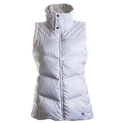 Bílá dámská vesta Adidas