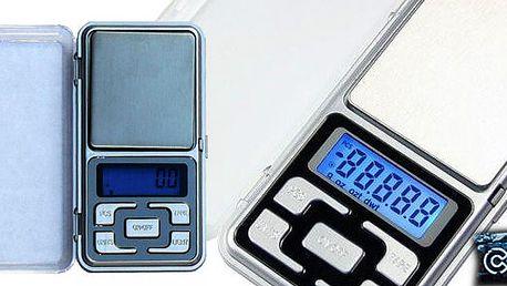 Skvělá digitální kapesní váha!! Široká škála využití - pro měření přesné dávky prášků, jídla při dietě nebo pro další soukromé účely!