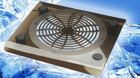 Trápí vás hlučnost a pomalý chod vašeho osobního notebooku?Chladící podložka Cooler Pad je skvělým příslušenstvím pro notebooky. S vánoční slevou 70%