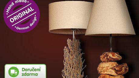 Dekorativní ručně vyráběné stojací lampy