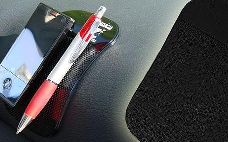 Pouhých 30Kč za jeden kus neuvěřitelné NANO podložky do auta, kanceláře nebo domu! Speciální nová technologie, která přilne ke všemu a nic nepustí! 3ks za skvělou cenu!