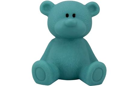 Noční dětská lampička Medvídek - modrý