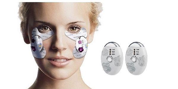 Kosmetický přístroj 3D FACE LIFT - pro omlazení pl...