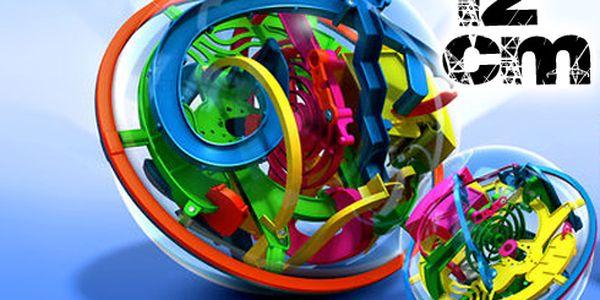 Tramtárie - 3D prostorový hlavolam!! 12cm průměr!!