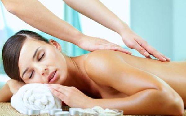 Rekondiční olejová masáž s rašelinovým zábalem jen za 199,-