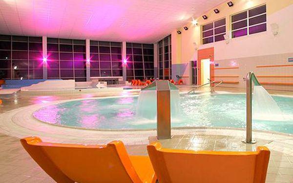 Relaxační pobyt pro DVA v Senci s polopenzí a luxusním wellness
