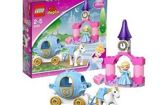Stavebnice Lego Duplo 6153 Popelčin kočár
