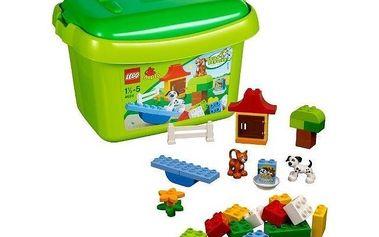 Stavebnice Lego Duplo 4624 Box s kostkami