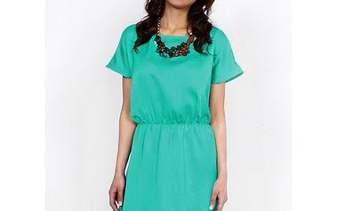 Dámské zelené šaty Andrea G Design