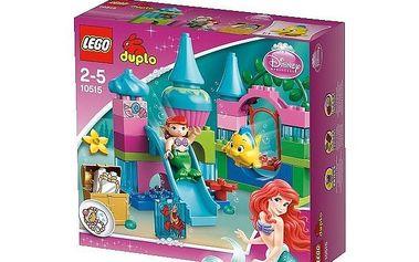 Stavebnice Lego Duplo 10515 Podmořský zámek víly Ariel