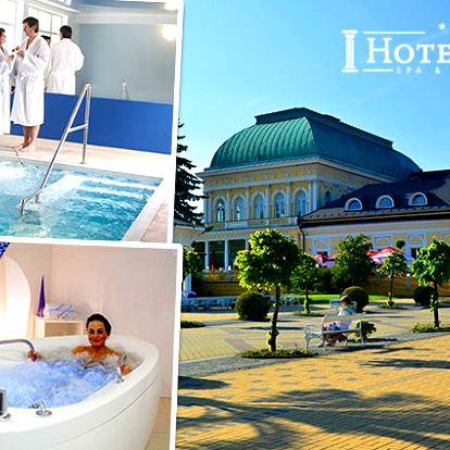 3denní pobyt pro 2 osoby s bohatým wellness v hotelu Reza