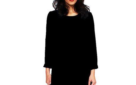 Dámské černé šaty s holými zády Andrea G Design