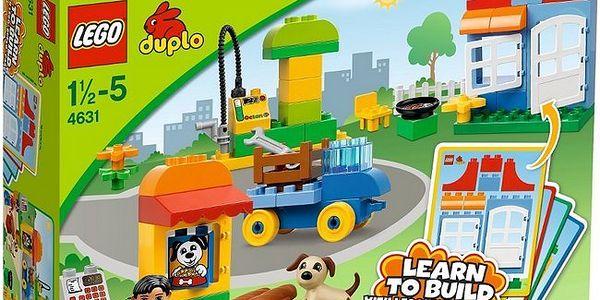 Stavebnice LEGO DUPLO Kostičky 4631 Moje první stavění