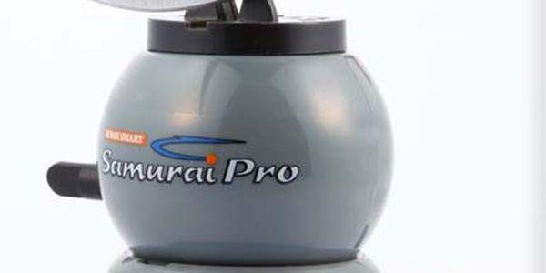 Profesionální brousek na nože Samurai Pro nabrousí každou čepel!