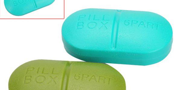 Praktický boxík na léky a poštovné ZDARMA! - 33906133