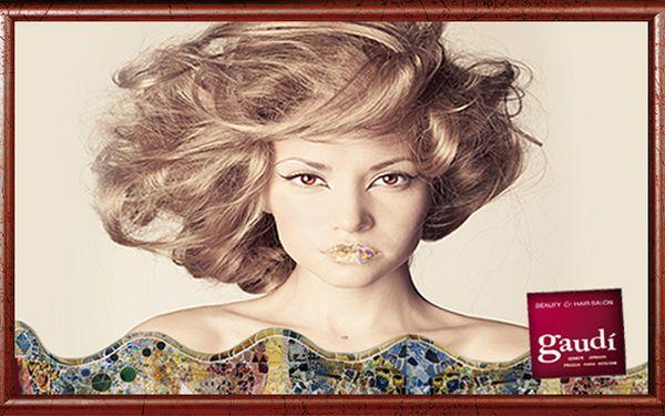 Střih a terapie vlasů v centru