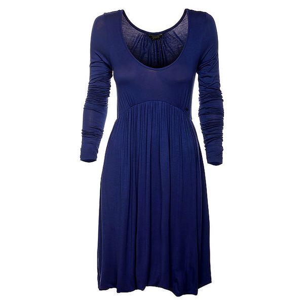 Dámské tmavě modré šaty Guess