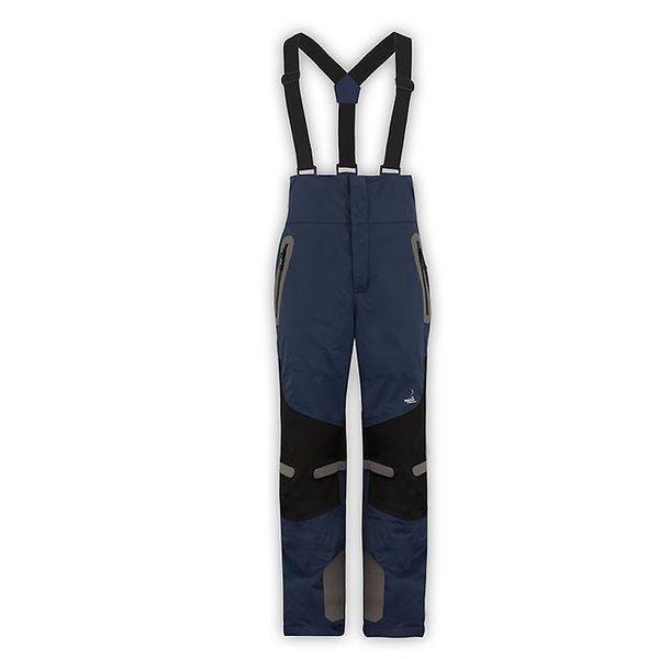 Pánské tmavě modré membránové kalhoty Husky