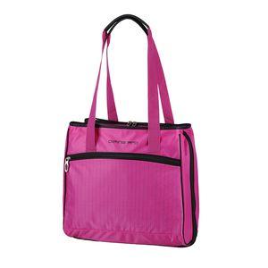 Dámská taška Alpine Pro růžová