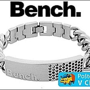 Pánský náramek Bench