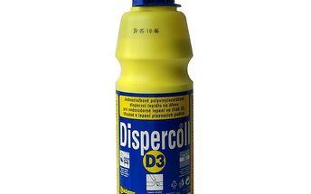 Dispercoll D3 disperzní lepidlo na dřevo + aplikátor 500g