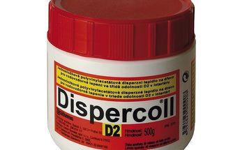 Dispercoll D2 disperzní lepidlo na dřevo 500g