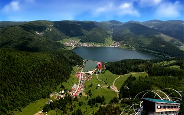 Nabitý pobyt pro DVA na 3 dny ve Slovenském ráji - plastnost do října 2014
