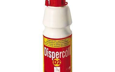 DISPERCOLL D2 disperzní lepidlo s aplikátorem 500g pro vodovzdorné lepení