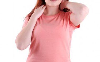 Dámské tričko Tommy Hilfiger oranžové 31216