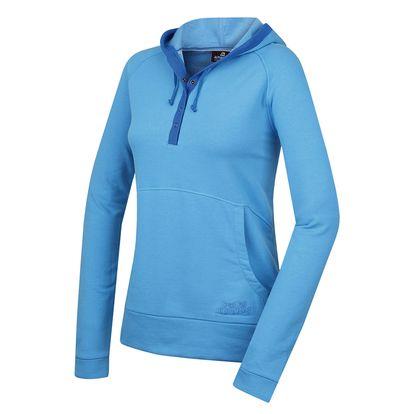Dámská mikina Alpine Pro Péllia modrá