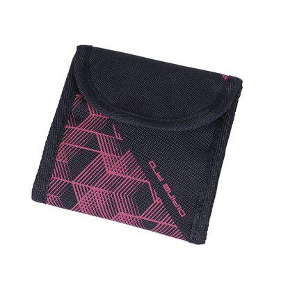 Peněženka Alpine Pro Cobar černo-růžová