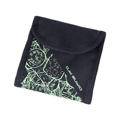 Peněženka Alpine Pro Cobar černo-zelená