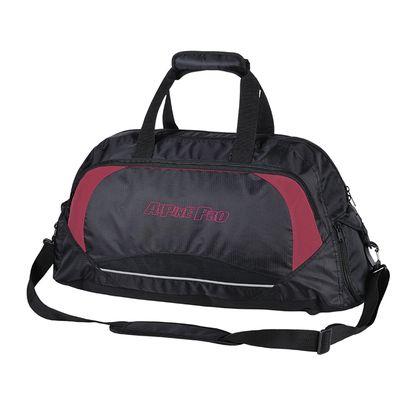 Sportovní taška Alpine Pro černo-červená