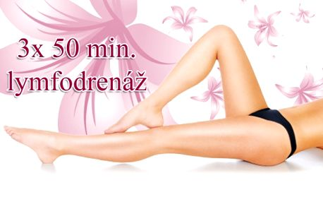 Permanentka na 3x50 min. přístrojové LYMFODRENÁŽE! Shoďte přebytečná kila, zatočte s celulitidou, a zregenerujte unavené nohy při příjemném relaxačním ošetření ve studiu Beauty Smart v samém centru Prahy u metra Náměstí Míru!