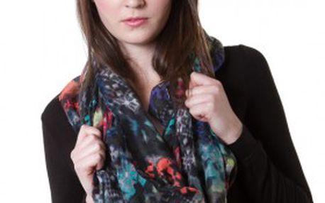 Personality černý šátek, se kterým budete neodolatelná!