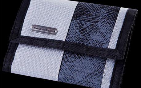 Peněženka Alpine Pro šedo-modro-černá