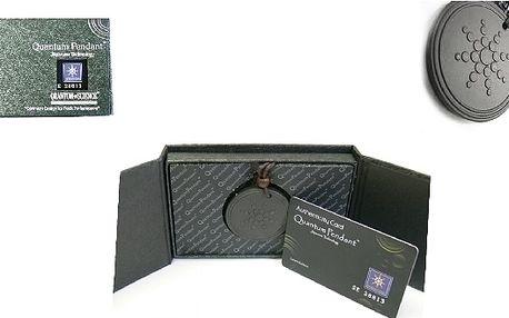 Magický náhrdelník QUANTUM ENERGY + certifikát pra...