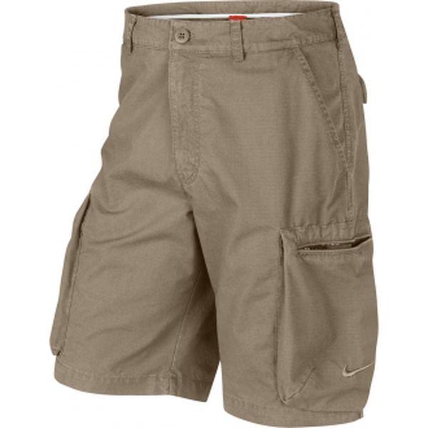 Pánské šortky - Nike WOVEN CARGO SHORT s několika velkými kapsami