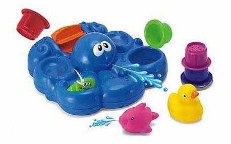 Modrá chobotnička - veselá zábava pro vodní hry