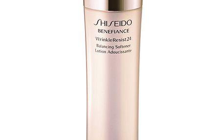 Shiseido Zjemňující pleťová voda Benefiance WrinkleResist 24 (Balancing Softener) 150 ml